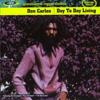 Day to Day Living- Greensleeves - Original Release - 1982
