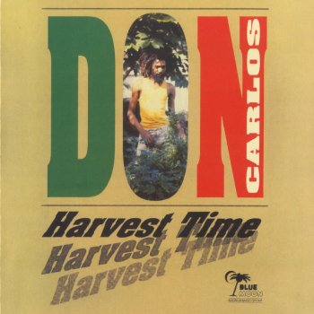 Harvest Time - Negus Roots 82/Blue Moon 99 - Original Release - 1982