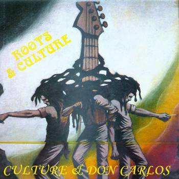 Roots & Culture - Culture & Don Carlos - Jah Guidance 82/VP 92 - Original Release - 1982