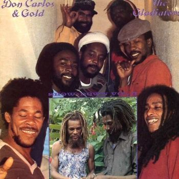 Show-Down Vol 3 - Don Carlos & Gold fea. The Gladiators - Empire - Original Release - 1984